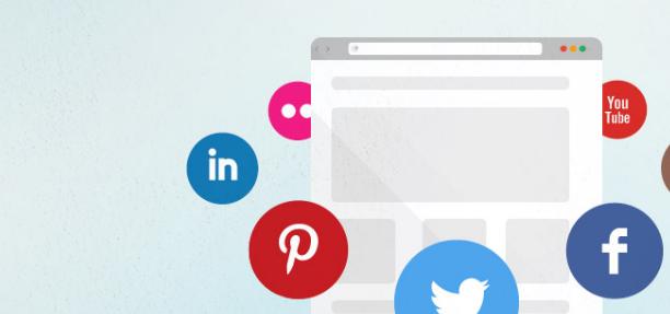 Deep integration with social media advertisement