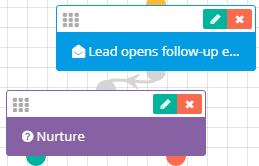 Check lead status