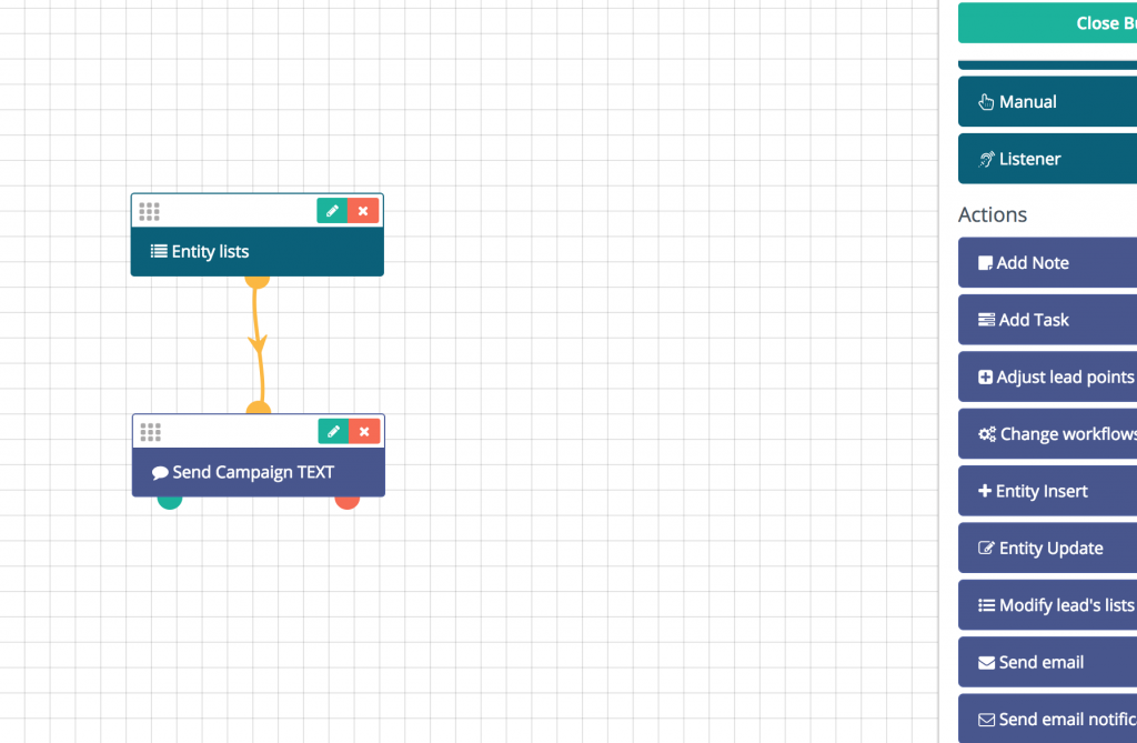 Flexie CRM Workflow