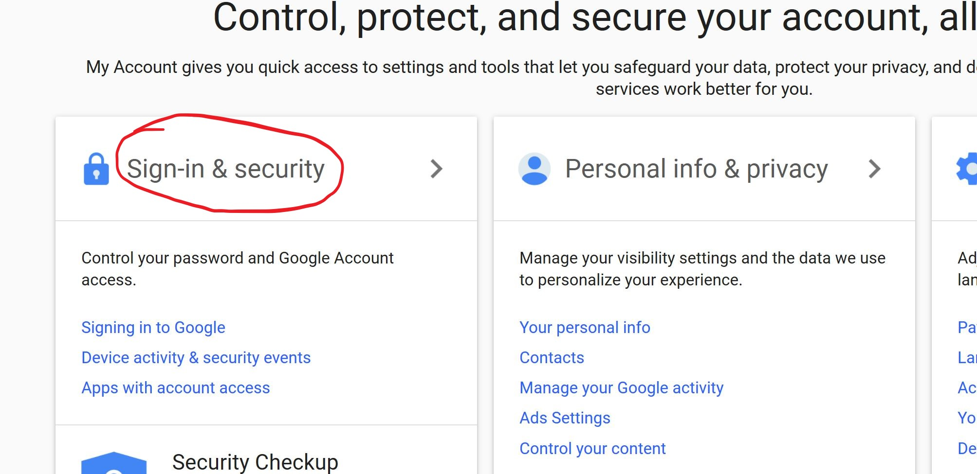 Integrating your GMAIL account in Flexie